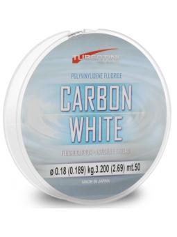 Carbon White Fluorocarbon 50mt Tubertini