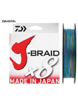 J-Braid X8 300 Mt Multicolor